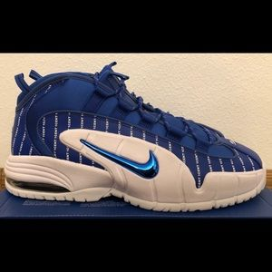 Nike Air Max Penny 1 Royal Blue Size 12
